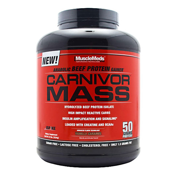 fc0fb509d Carnivor Mass by MuscleMeds at MusclesUP.com - Malaysia the Lowest ...