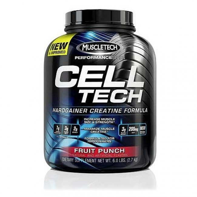Cell Tech Performance