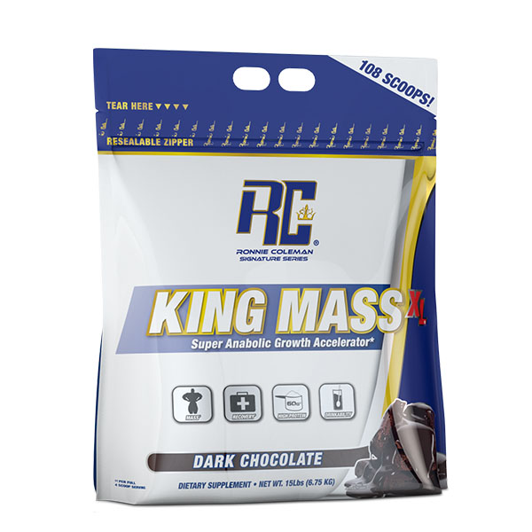 King Mass XL 15lbs