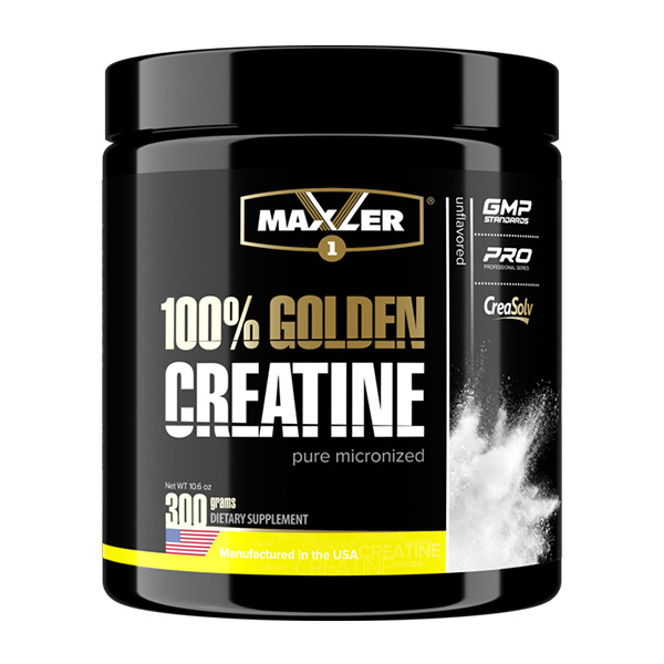 100% Golden Creatine 300g