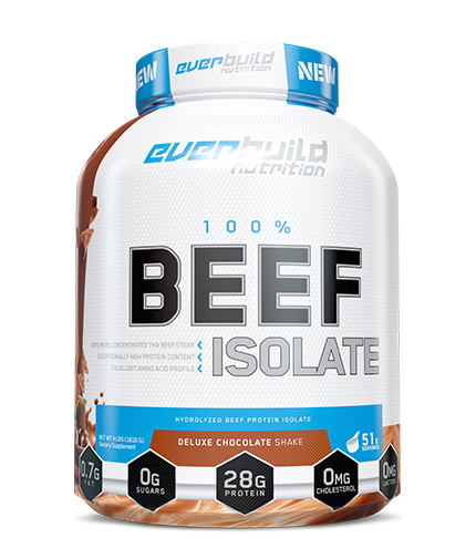 Ultra Premium 100% Beef Isolate