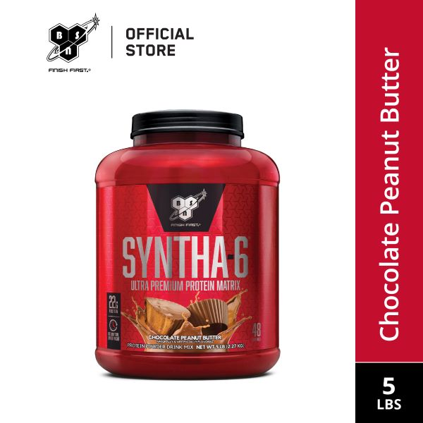 BSN-S6-Chocolate Peanut Butter-5LBS