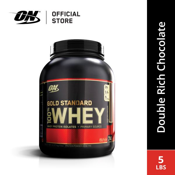 Gold Standard 100% Whey 5Lbs