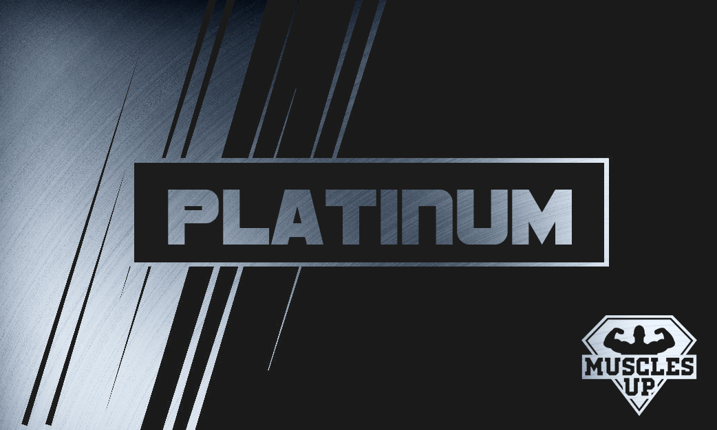 Platinum Loyalty Card