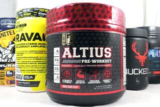 Top 12 Strength Training Supplement Dissected